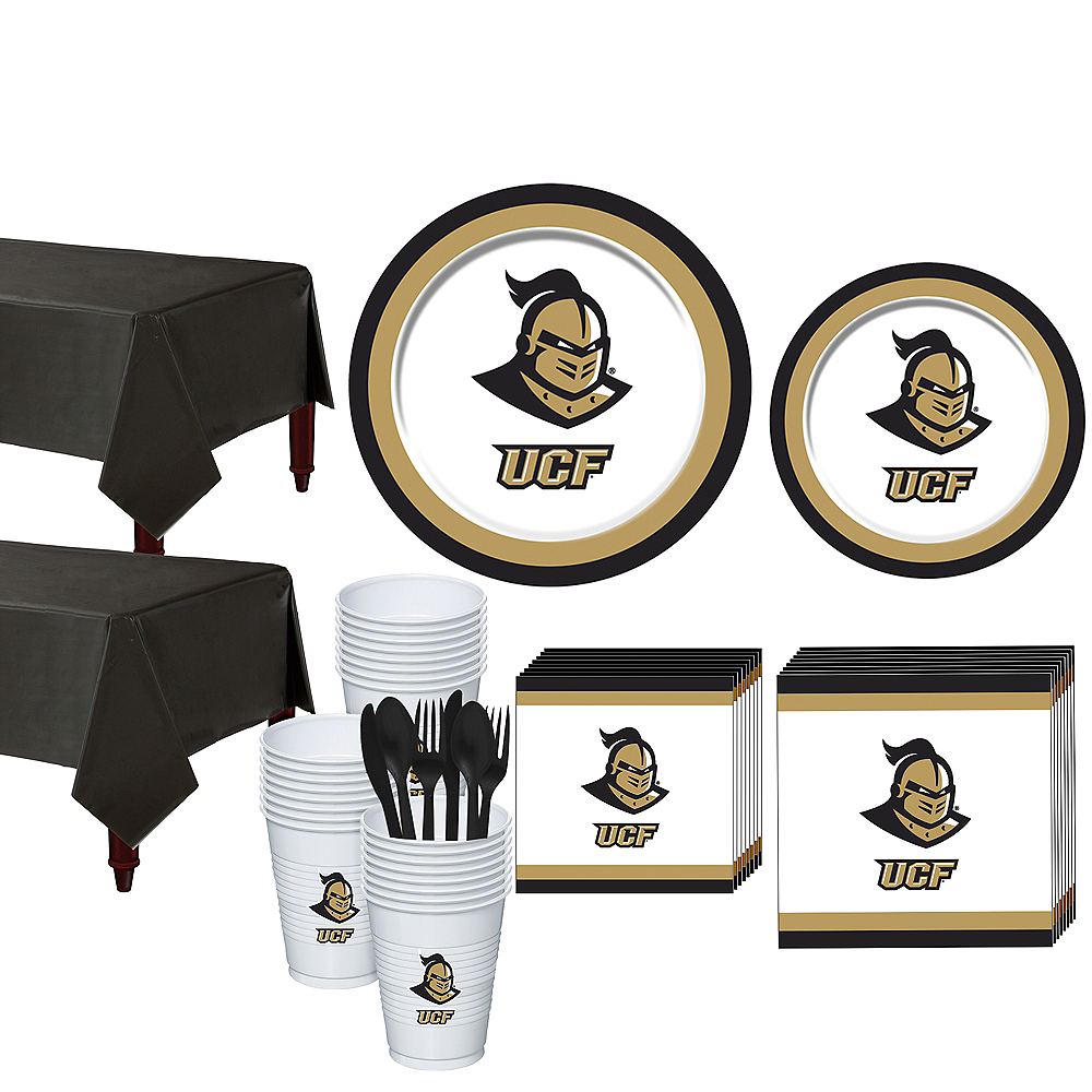 UCF Knights Party Kit for 40 Guests Image #1