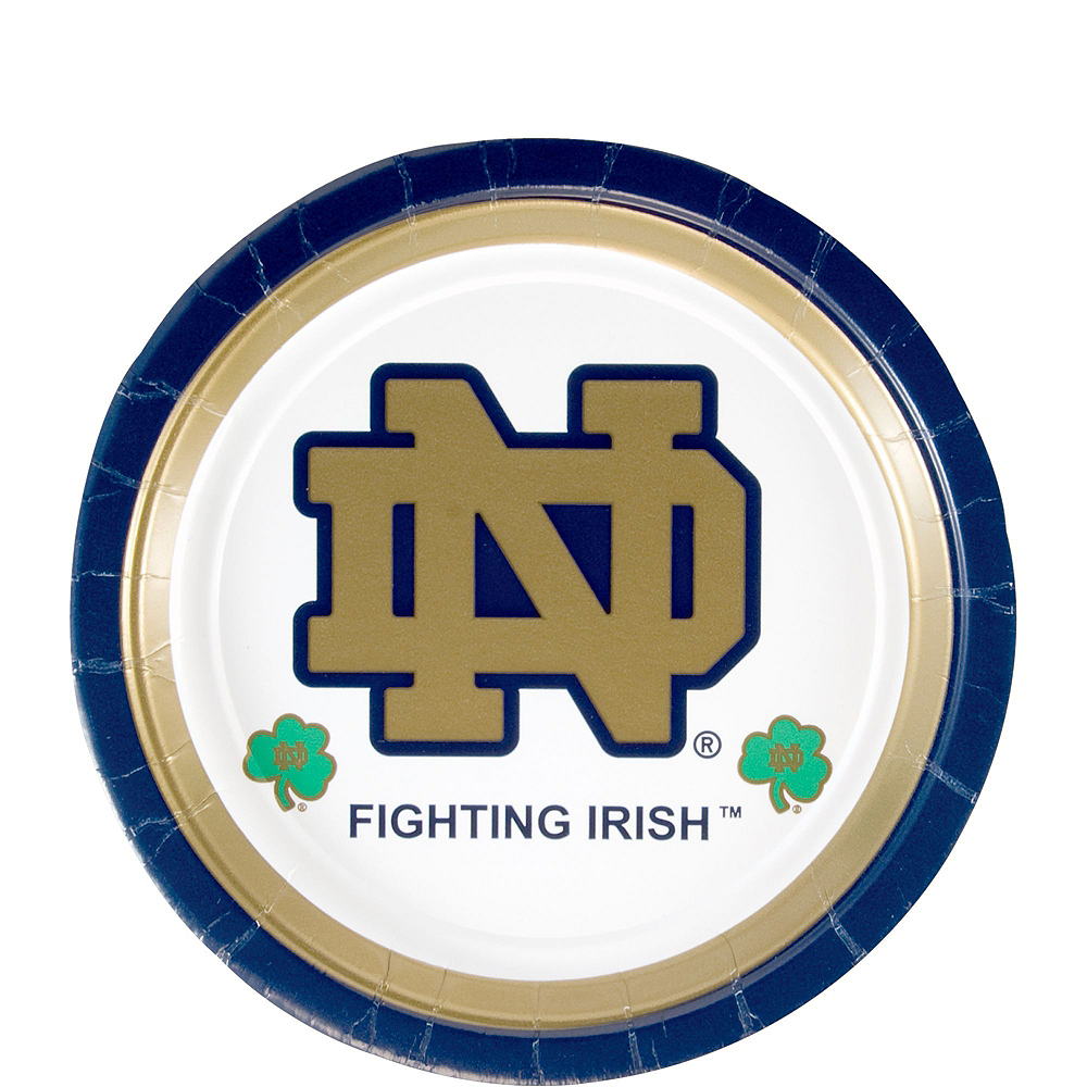 Nav Item for Notre Dame Fighting Irish Party Kit for 40 Guests Image #2