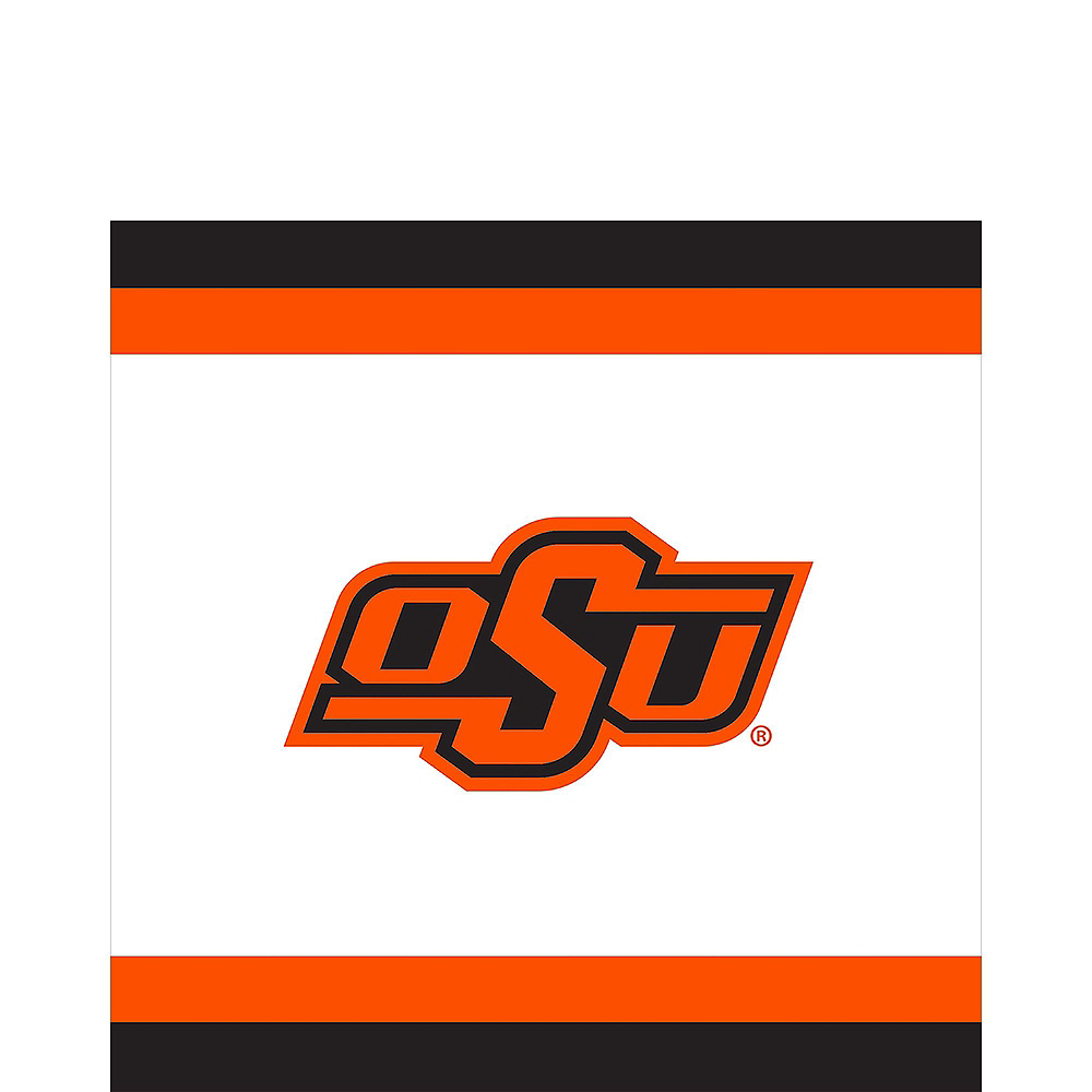 Oklahoma State Cowboys Party Kit for 40 Guests Image #5