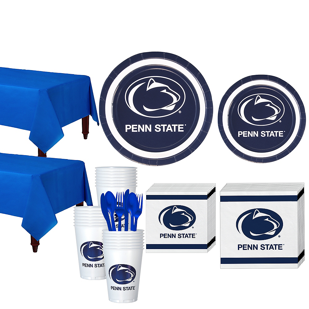 Penn State Nittany Lions Party Kit for 40 Guests Image #1