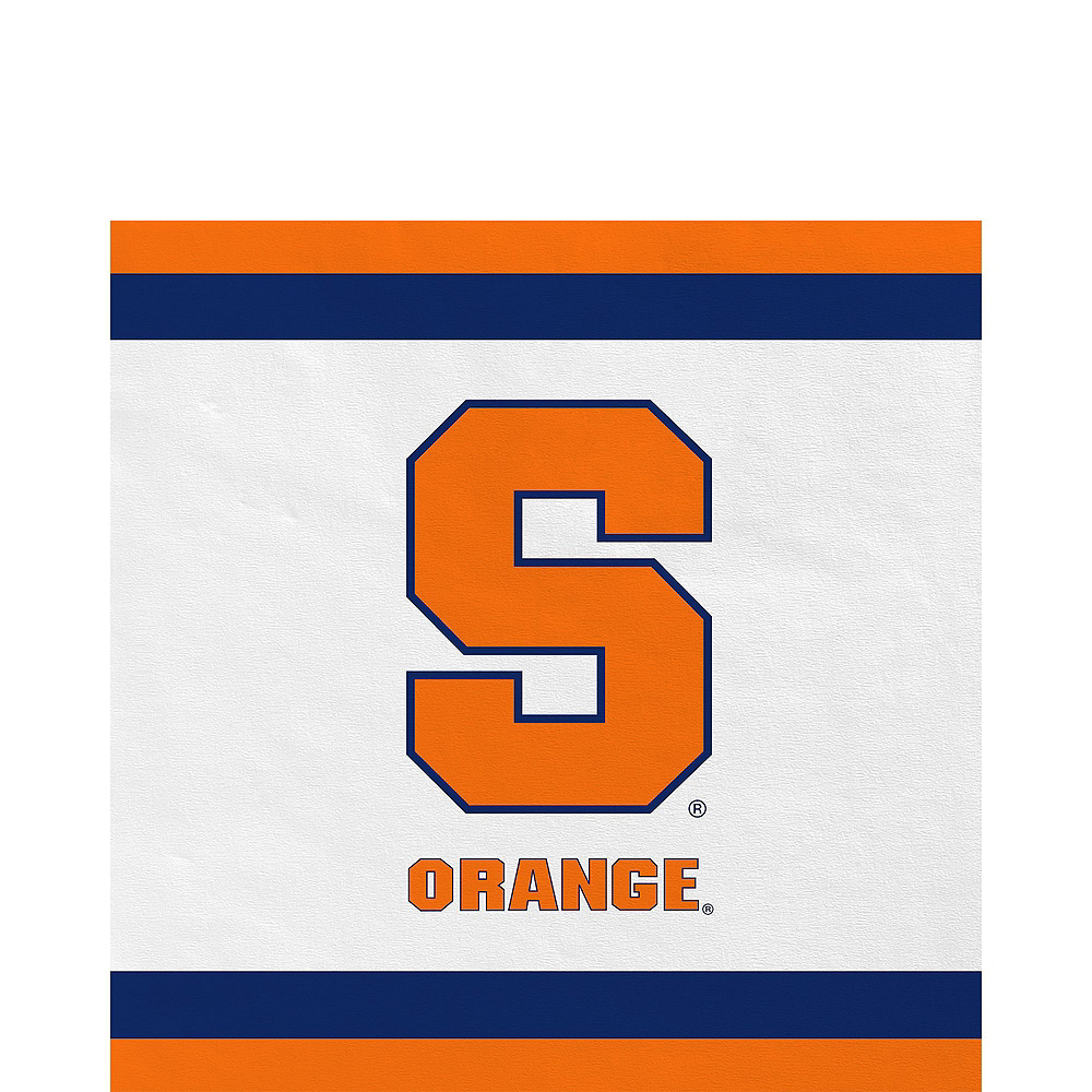 Nav Item for Syracuse Orange Party Kit for 40 Guests Image #5