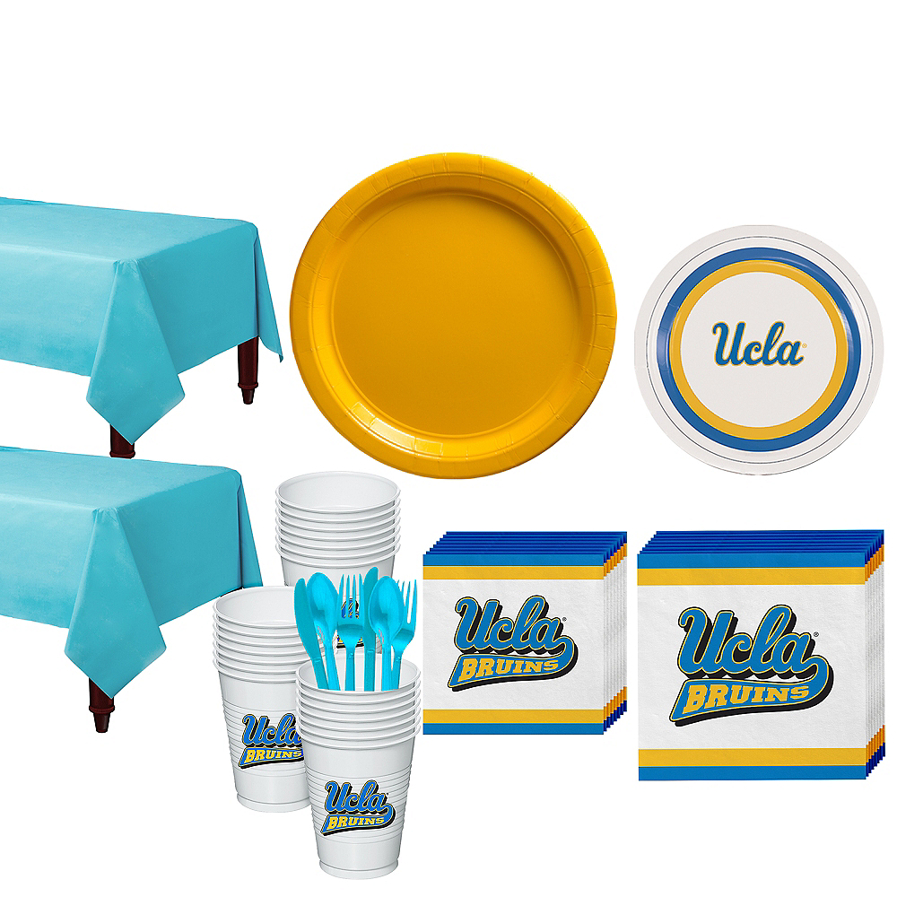 UCLA Bruins Party Kit for 40 Guests Image #1