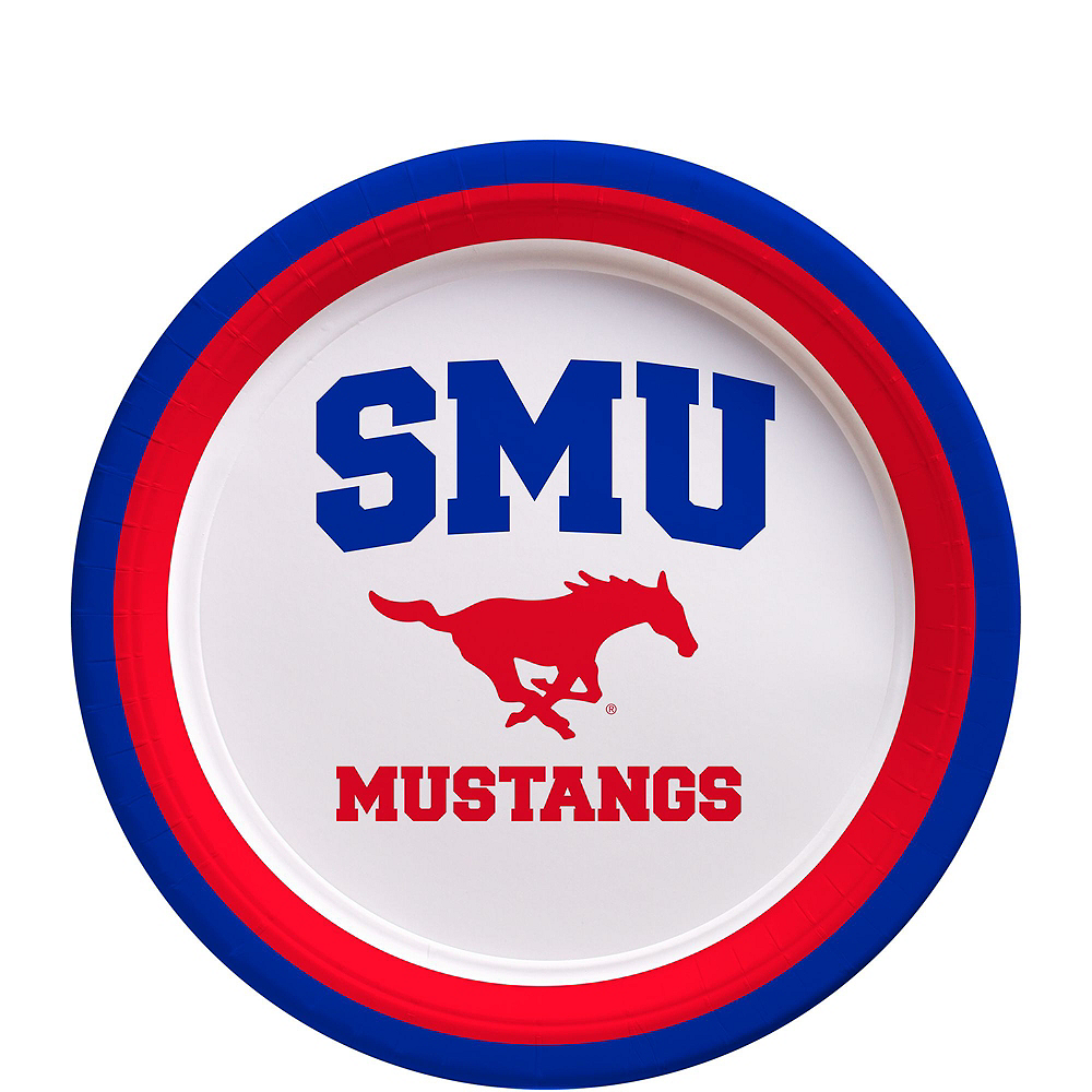 SMU Mustangs Party Kit for 40 Guests Image #2