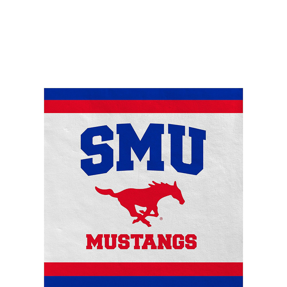 SMU Mustangs Party Kit for 40 Guests Image #4