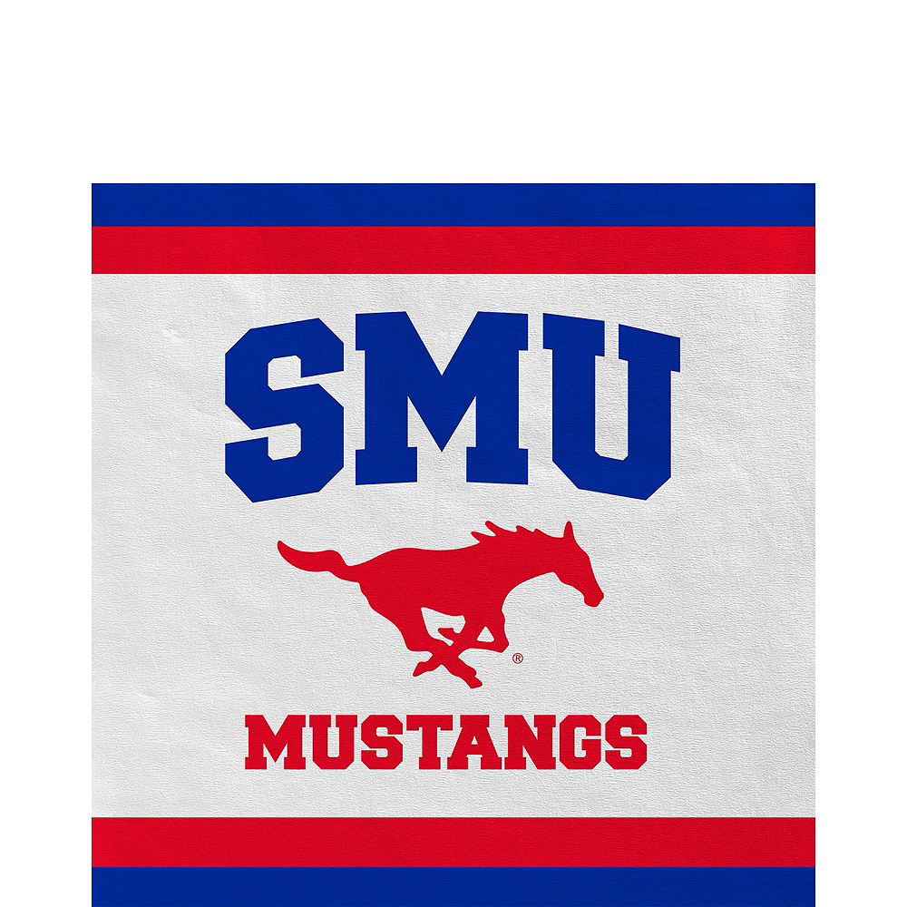 SMU Mustangs Party Kit for 40 Guests Image #5
