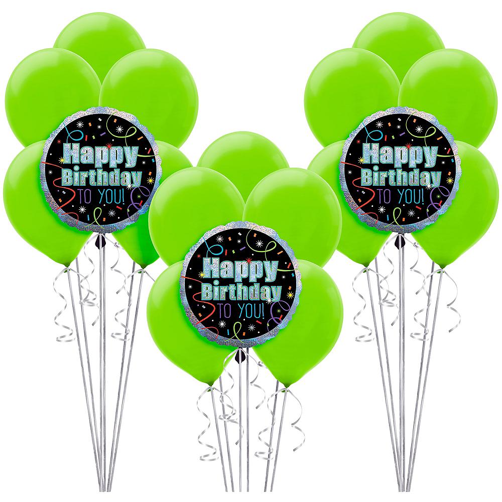 Brilliant Birthday Balloon Kit Image #1