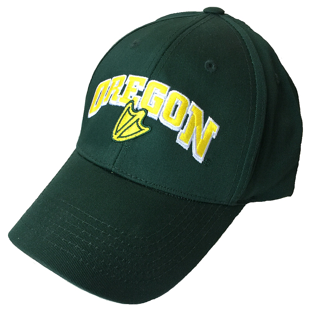 Oregon Ducks Baseball Hat Image #1