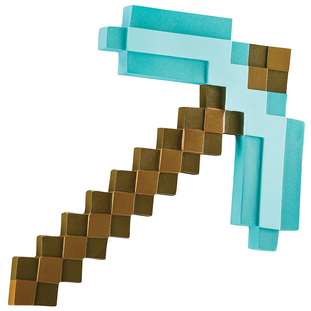 Minecraft Diamond Pickaxe Image #1