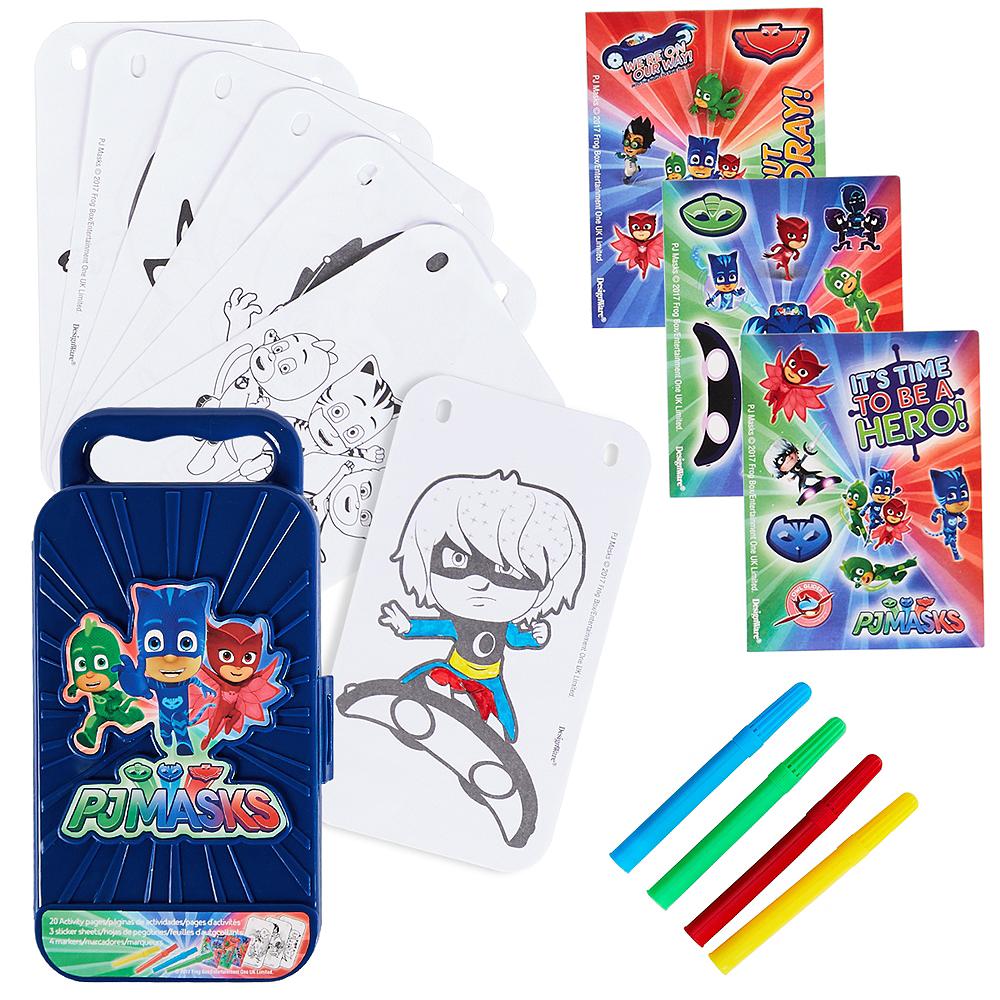 PJ Masks Sticker Activity Box Image #1