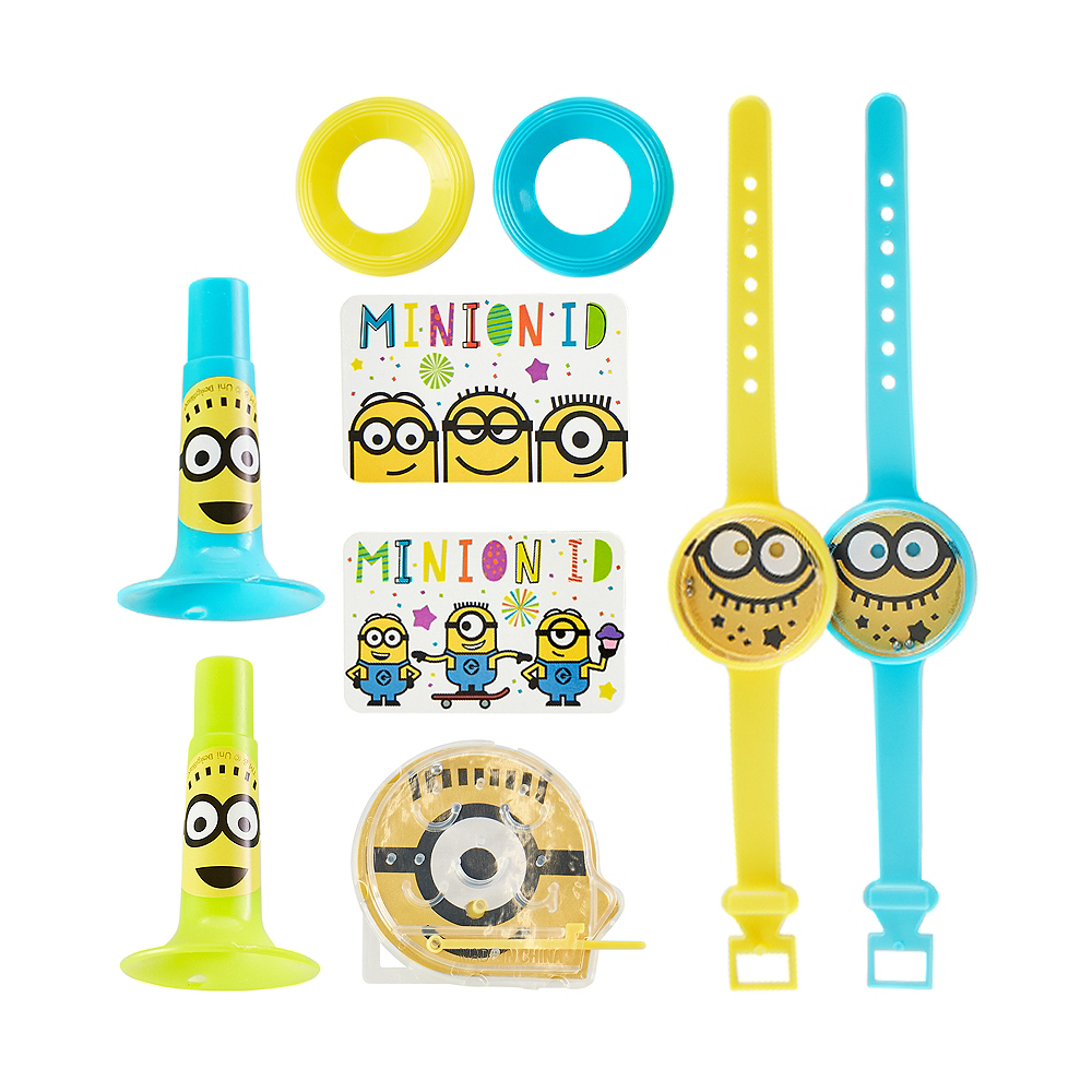Despicable Me Favor Pack 100pc Image #1