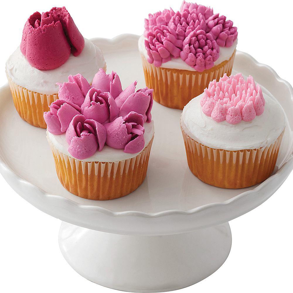 Wilton Easy Blooms Decorating Tip Set 4pc Image #2