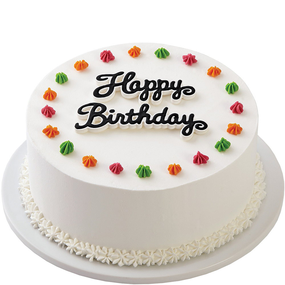 Nav Item For Wilton Happy Birthday Icing Decorations 22ct Image 2