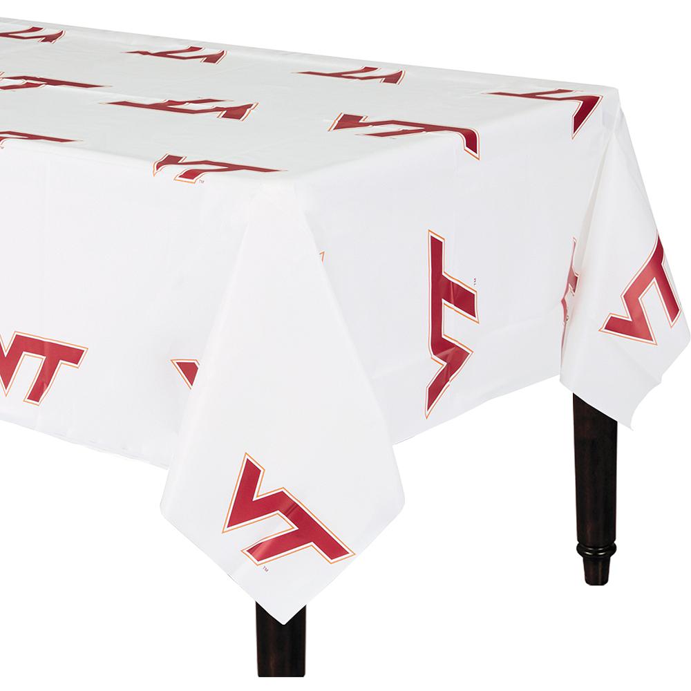 Virginia Tech Hokies Table Cover Image #1