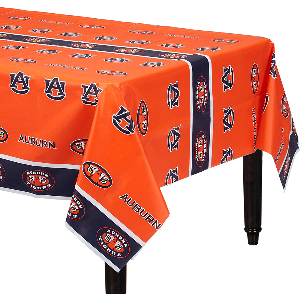 Auburn Tigers Table Cover Image #1