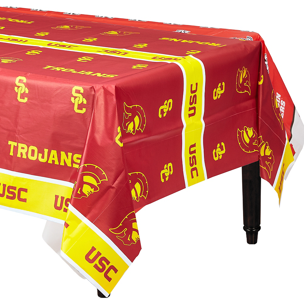 USC Trojans Table Cover Image #1