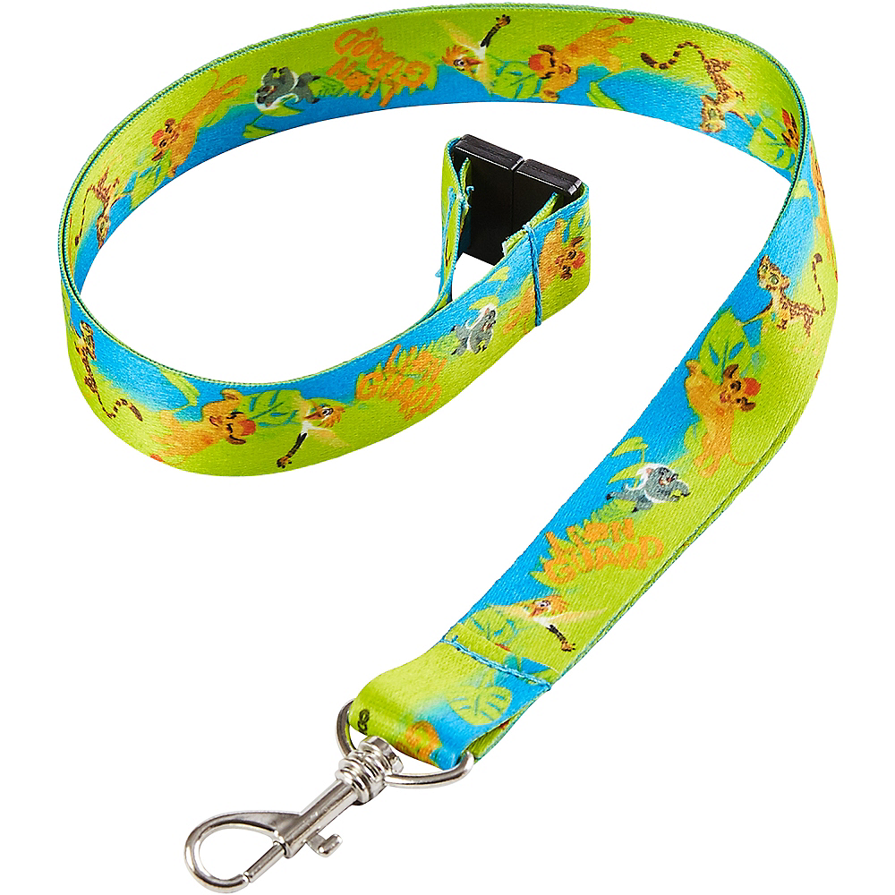 Lion Guard Lanyard Image #1