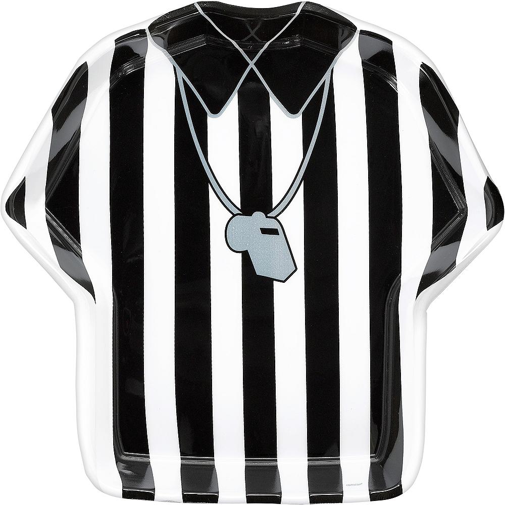 Football Referee Snack Tray Image #1