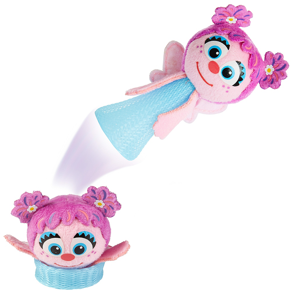 Abby Cadabby Pop-Up 1 3/4in x 3 3/4in - Sesame Street | Party City