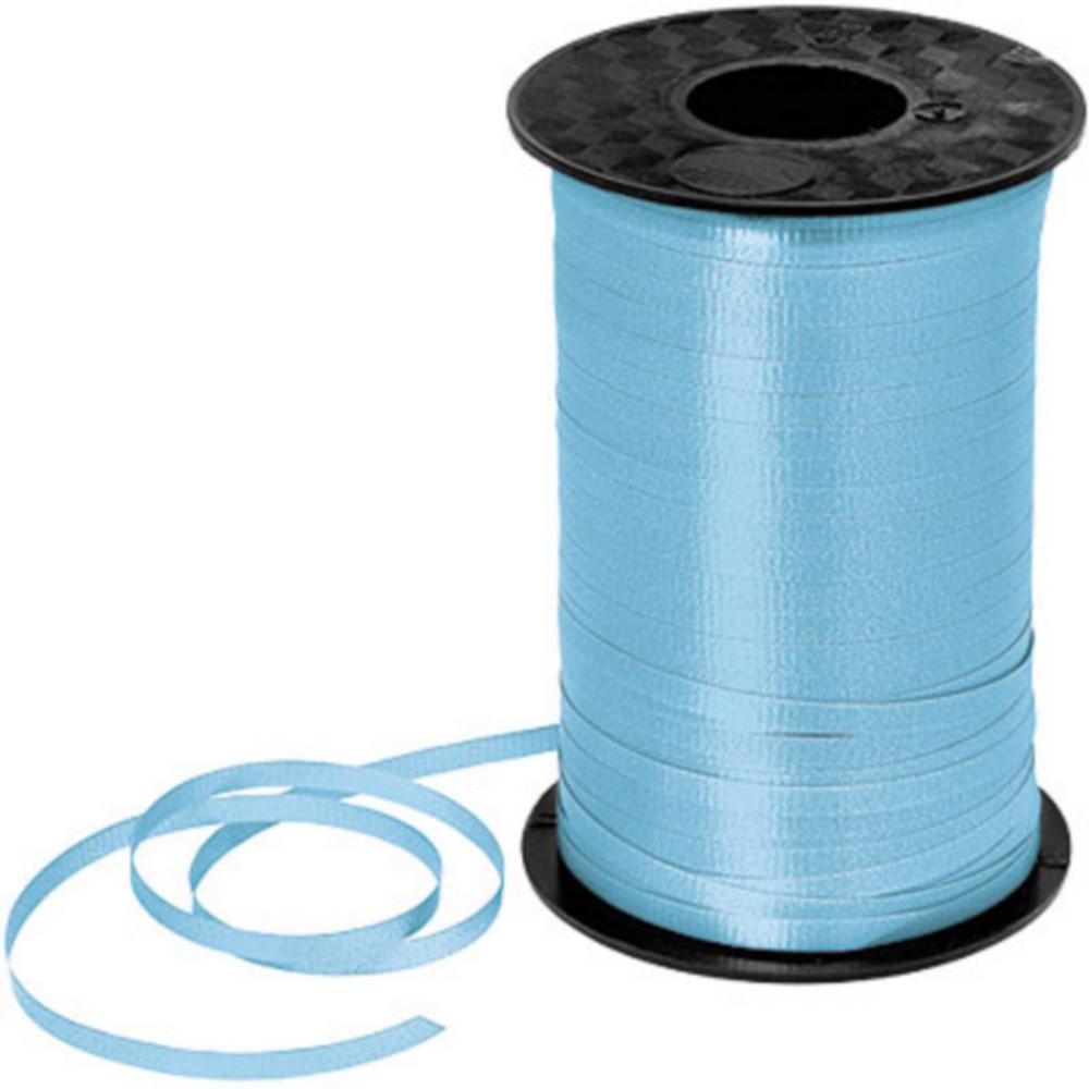 Light Blue Curling Ribbon Image #1