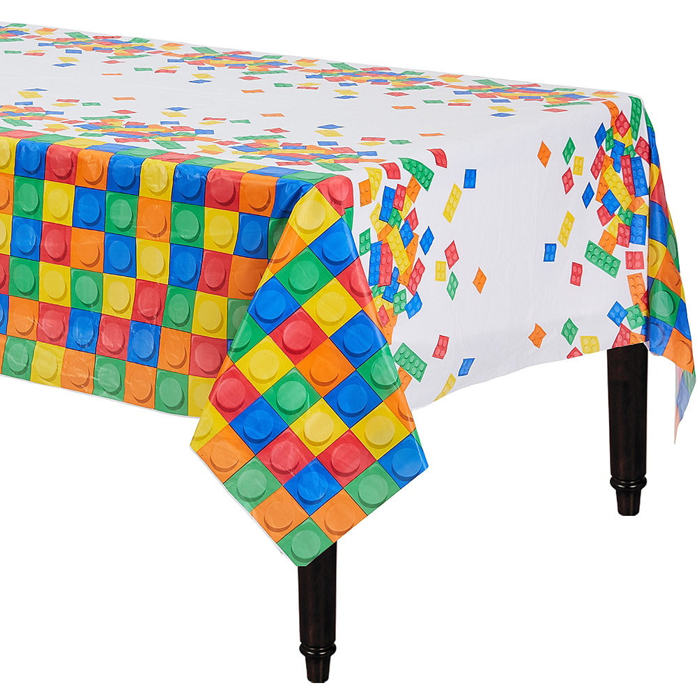 Building Blocks Table Cover Image #1