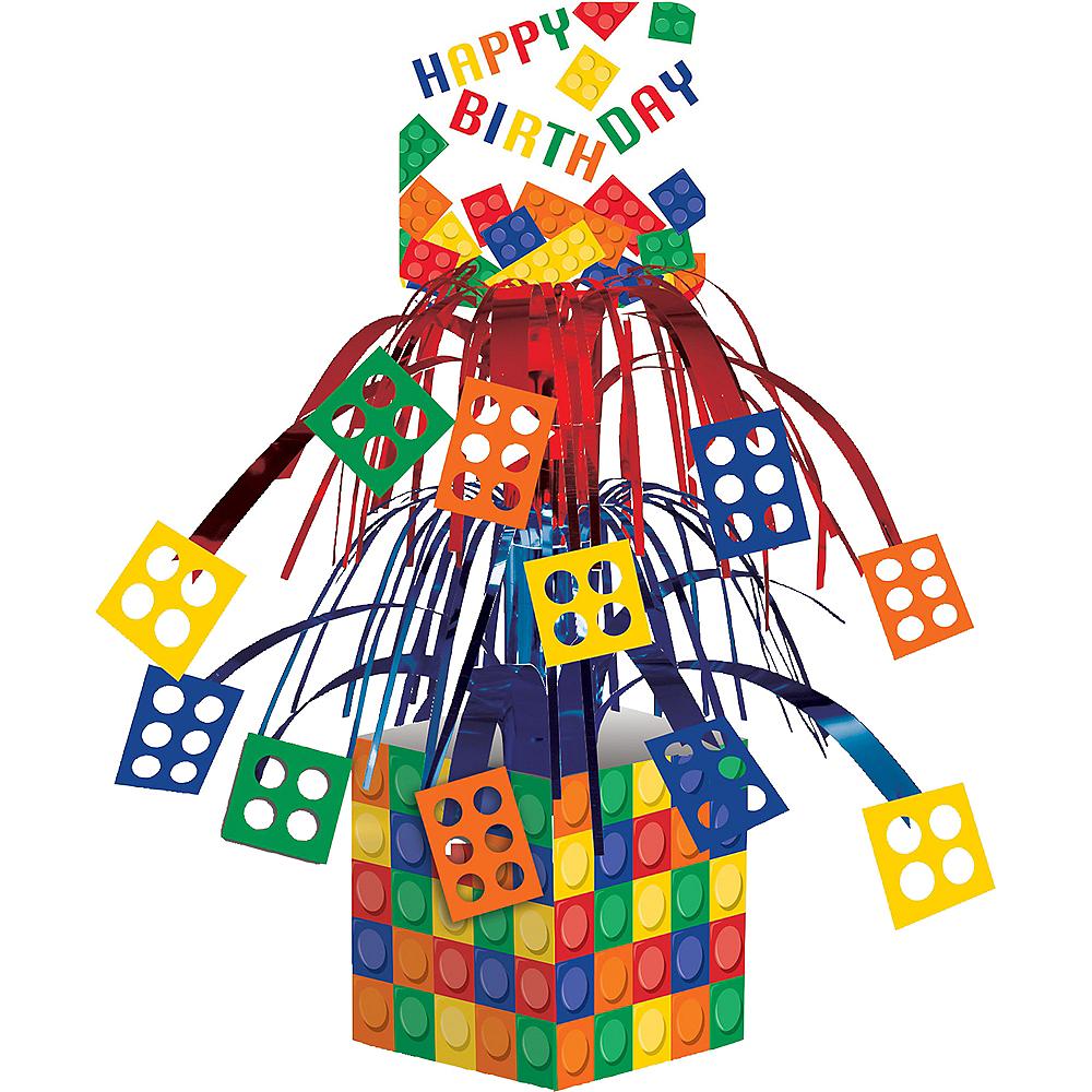 Building Blocks Cascade Centerpiece Image #1