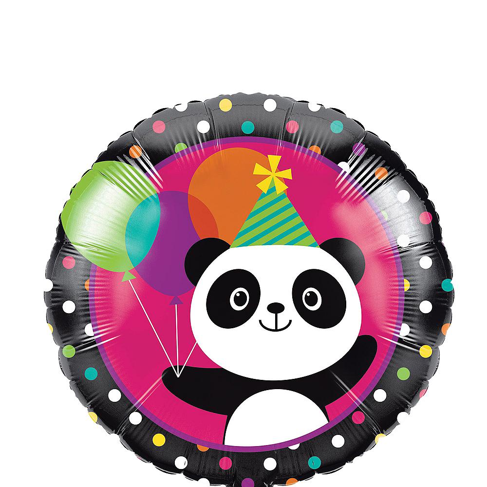 Panda Balloon Image #1