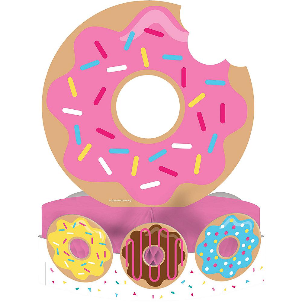 Donut Honeycomb Centerpiece Image #1