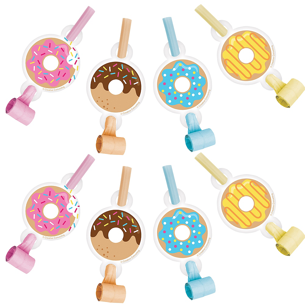 Donut Blowouts 8ct Image #1