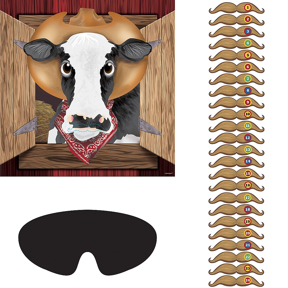 Yeehaw Western Party Game Image #1