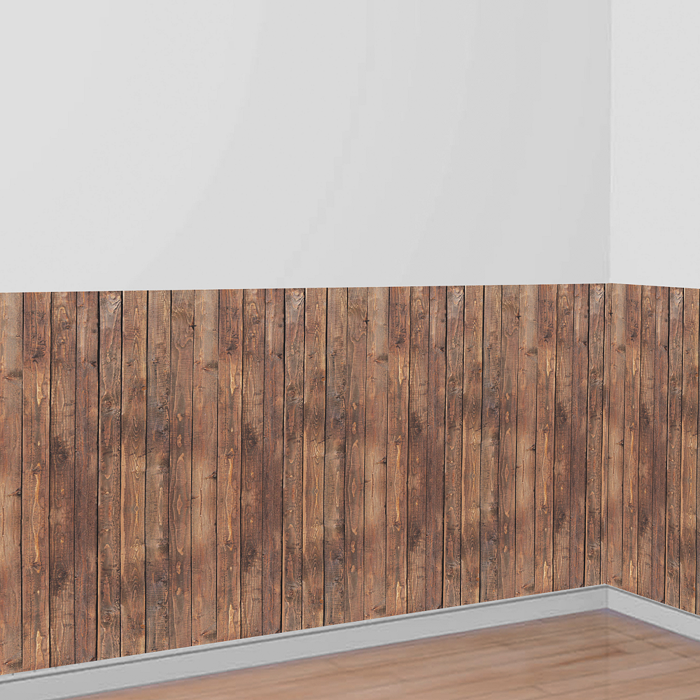 Wood Wall Room Roll Image #1