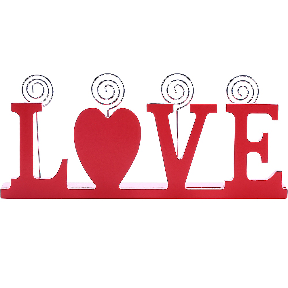 Love Photo Holder Image #1