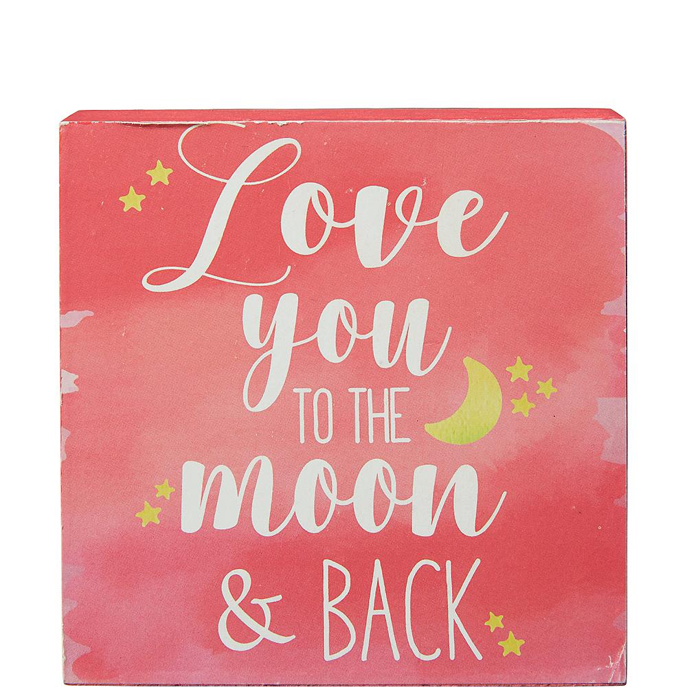Love Block Sign Image #1