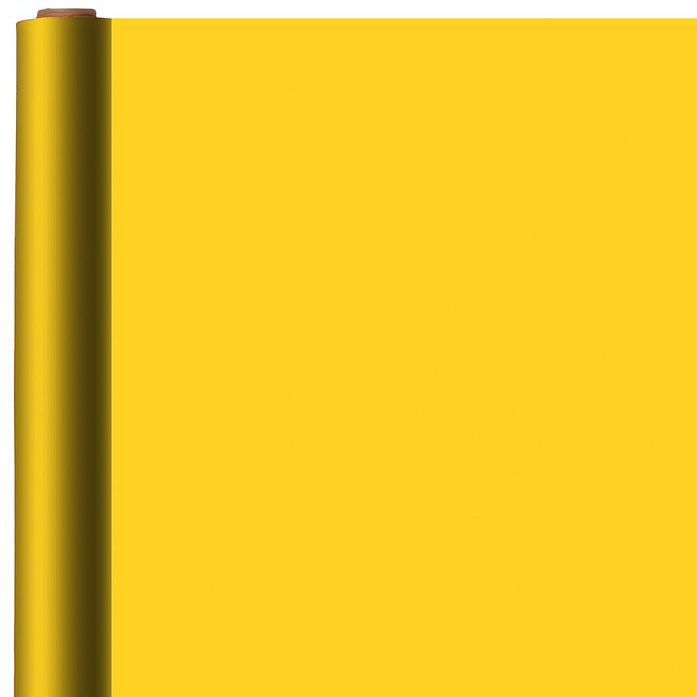 Sunshine Yellow Gift Wrap Image #1