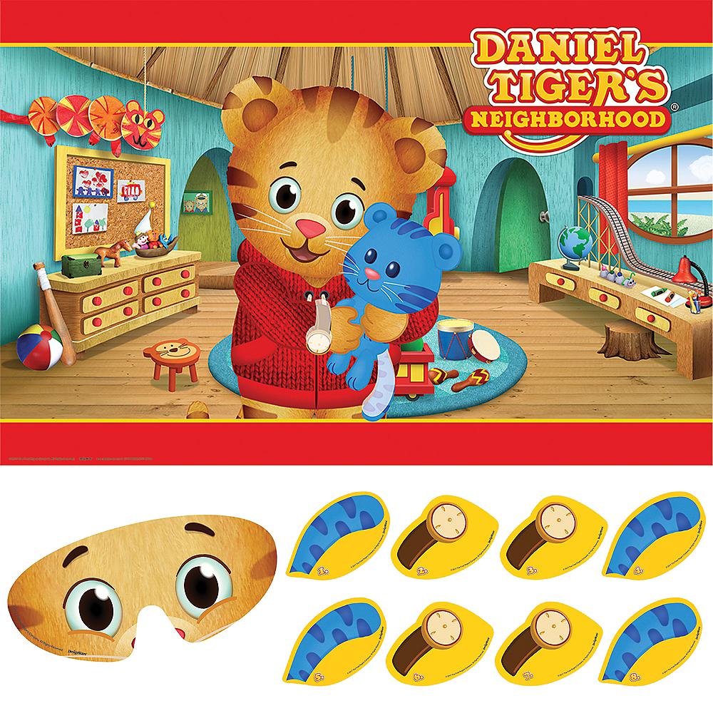 Daniel Tiger Party Game Image #1