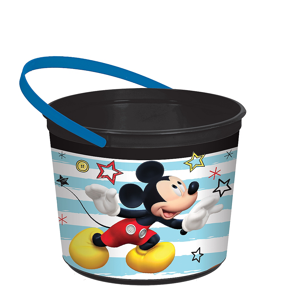 Mickey Mouse Favor Container Image #1
