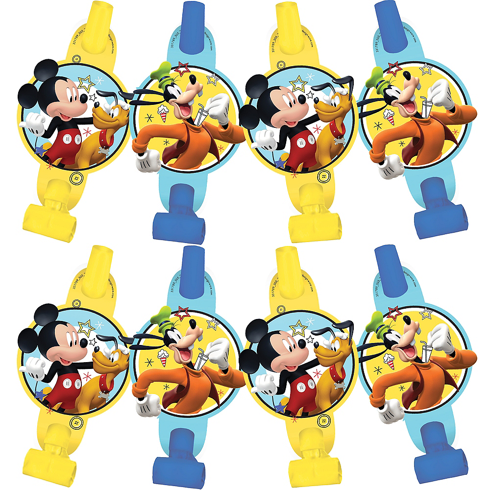 Mickey Mouse Blowouts 8ct Image #1