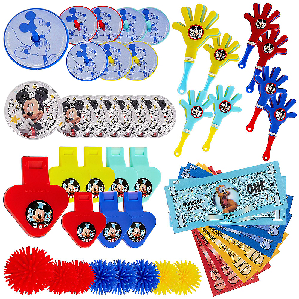 Mickey Mouse Favor Pack 48pc Image #1