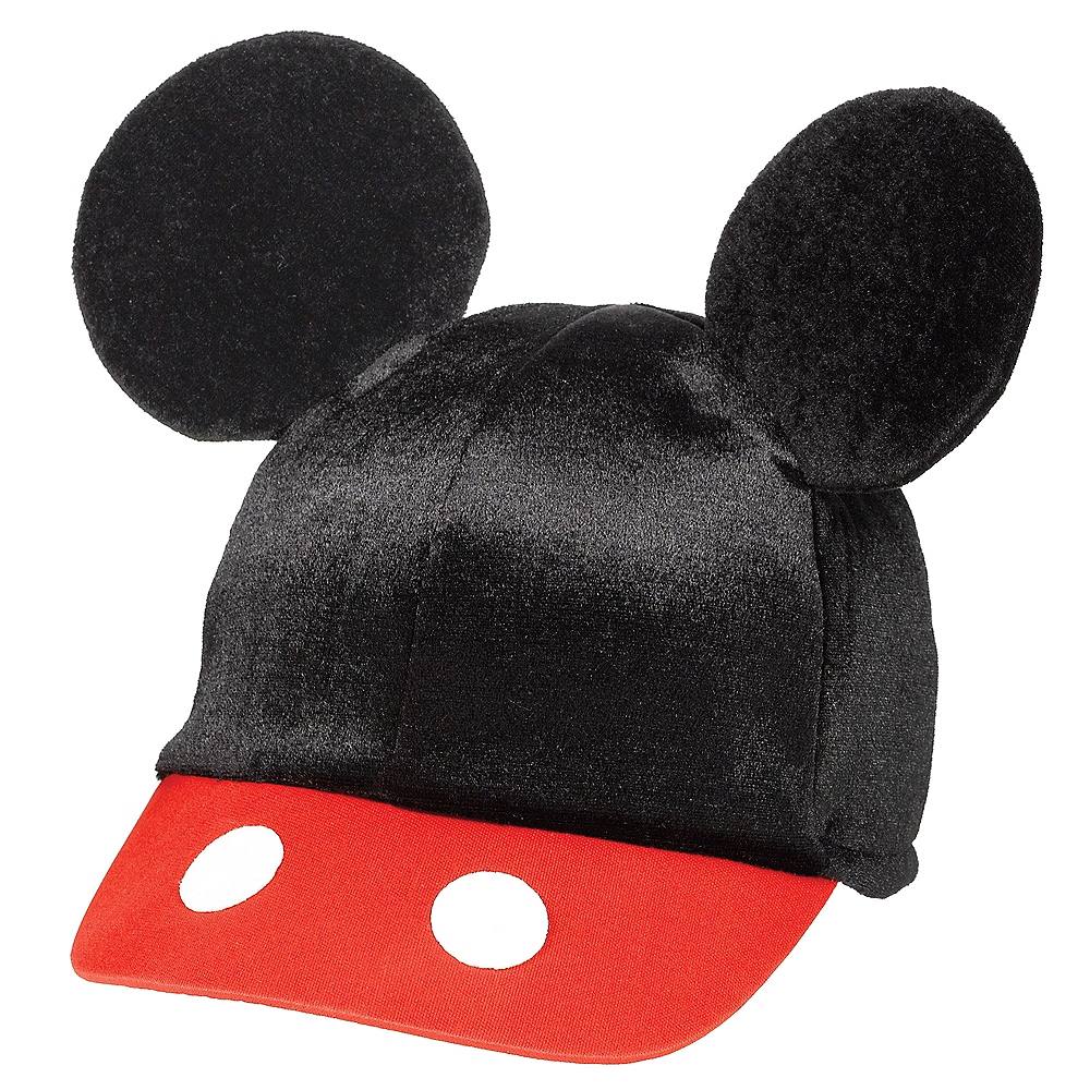 Mickey Mouse Hat Image #1
