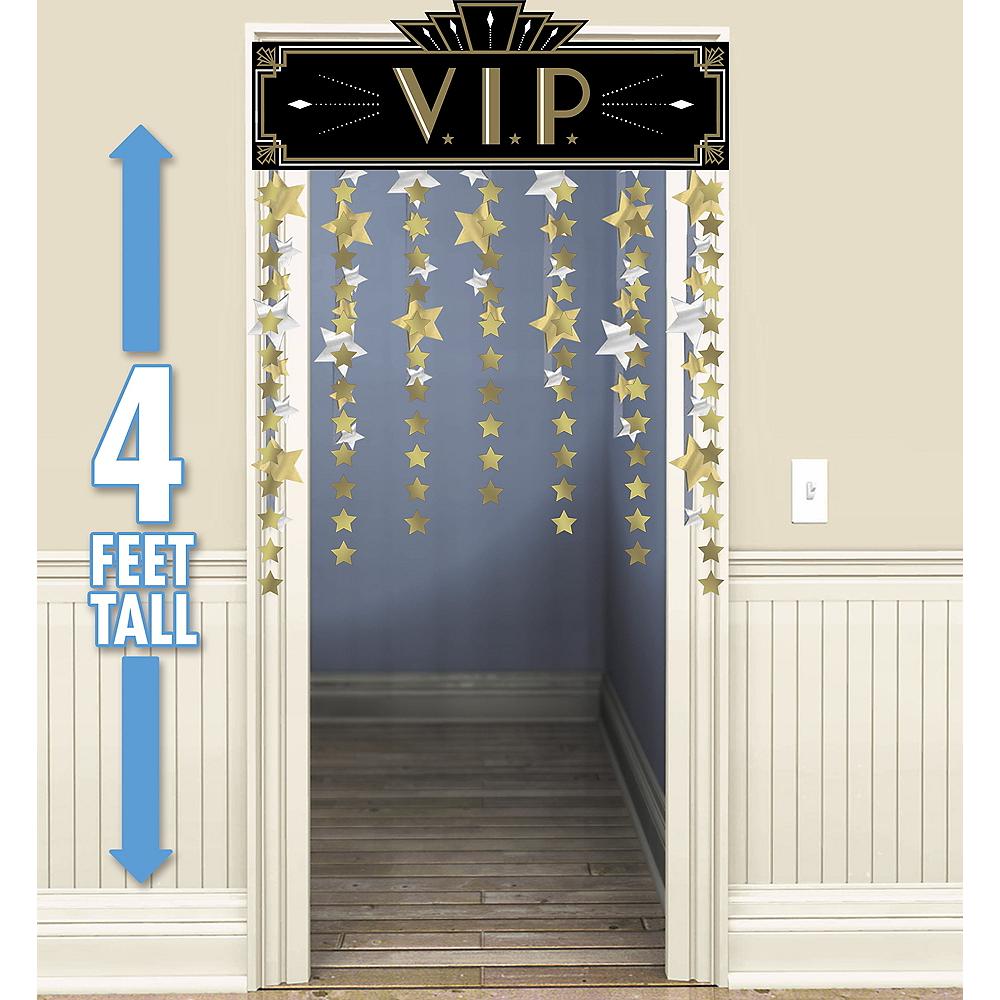 Hollywood VIP Doorway Curtain Image #1
