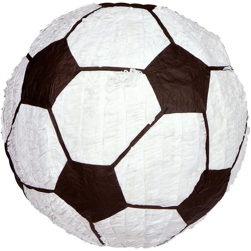 Soccer Pinata Kit Image #2