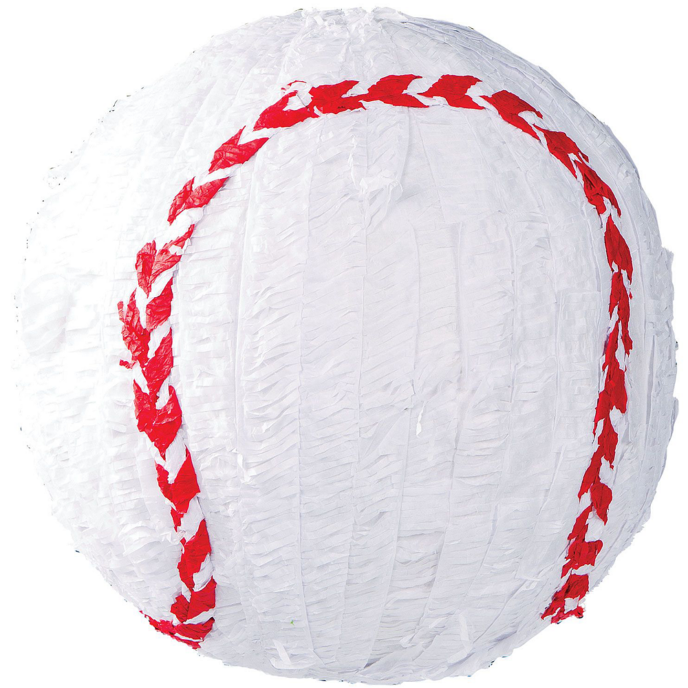 Baseball Pinata Kit Image #2