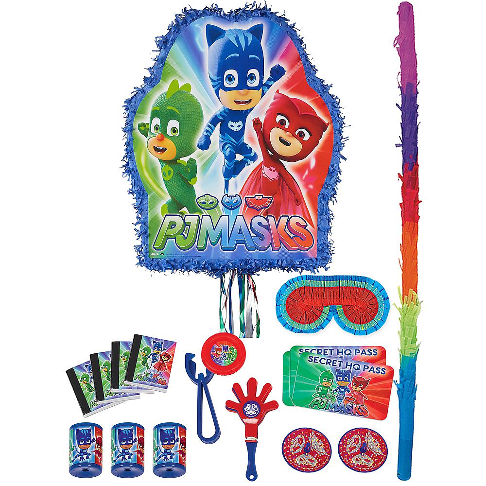 PJ Masks Pinata Kit with Favors Image #1