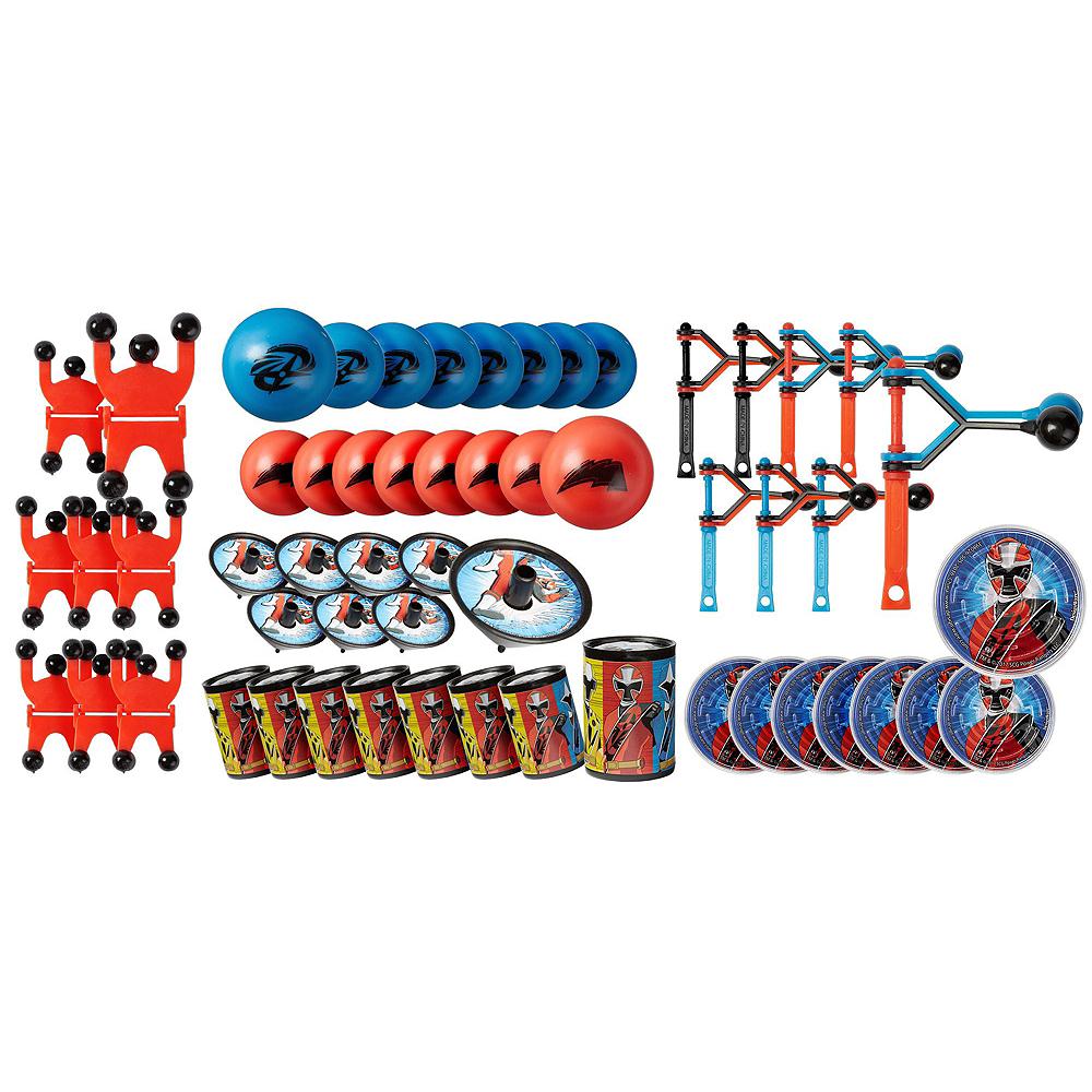 Ninja Steel Red Pinata Kit with Favors - Power Rangers Ninja Steel Image #5