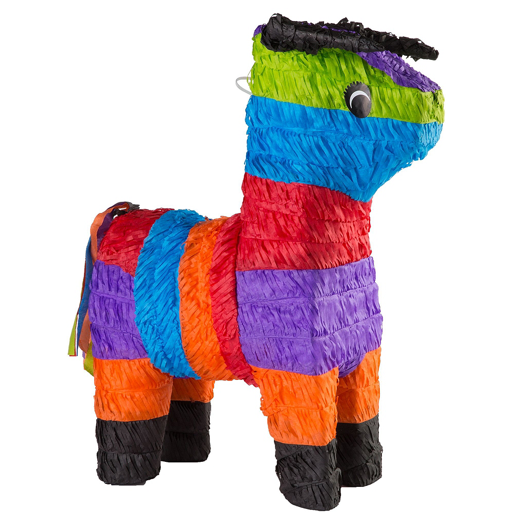 Bull Pinata Kit with Favors Image #3