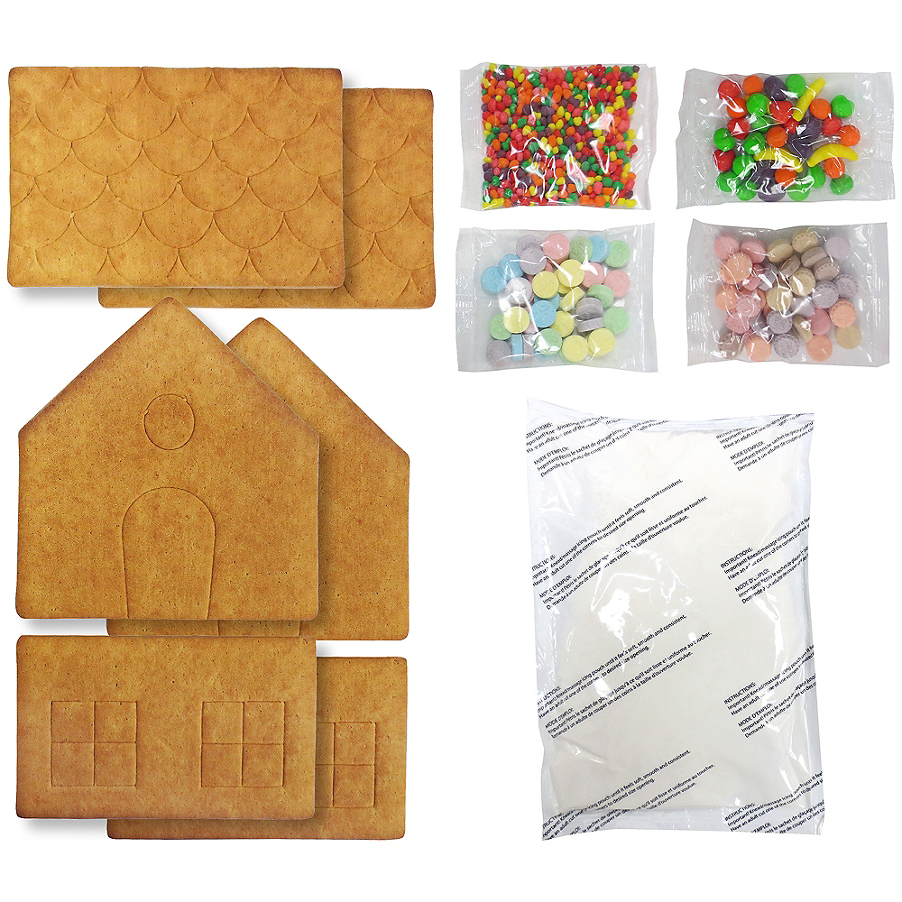 Gingerbread Cottage Kit Image #2