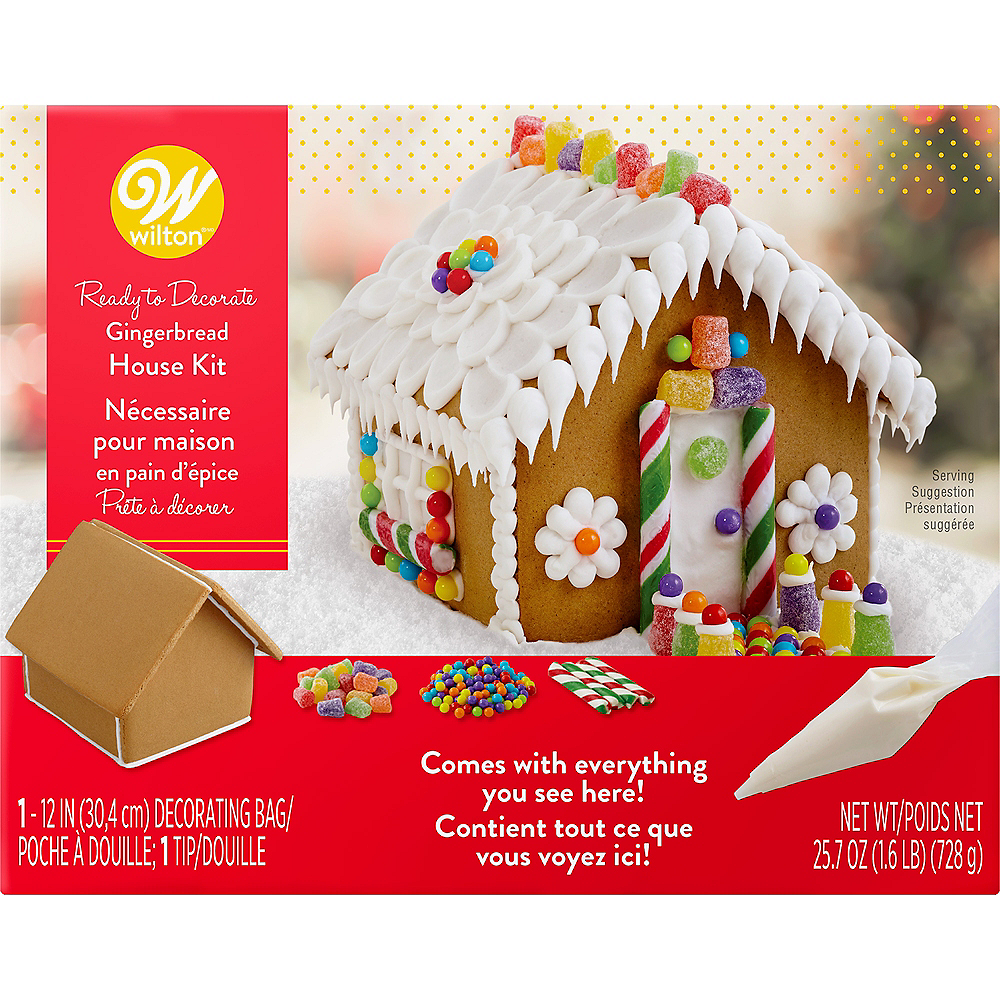 Wilton Gingerbread House Kit Image #1