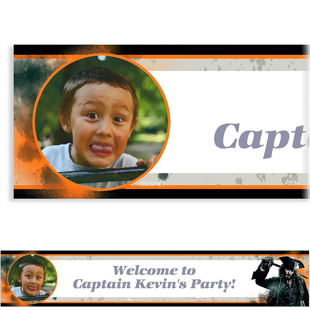 Custom Pirates of the Caribbean Photo Banner Image #1