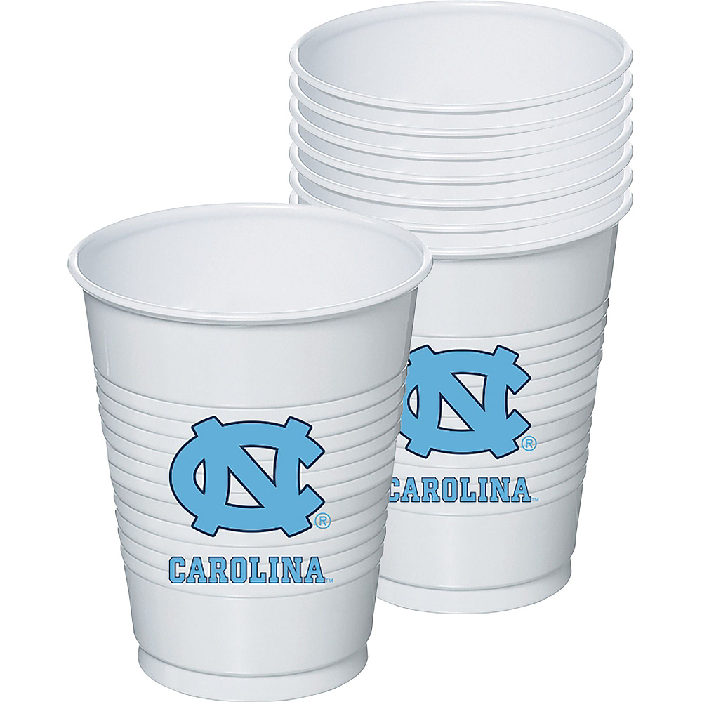 Nav Item for North Carolina Tar Heels Party Kit for 16 Guests Image #6