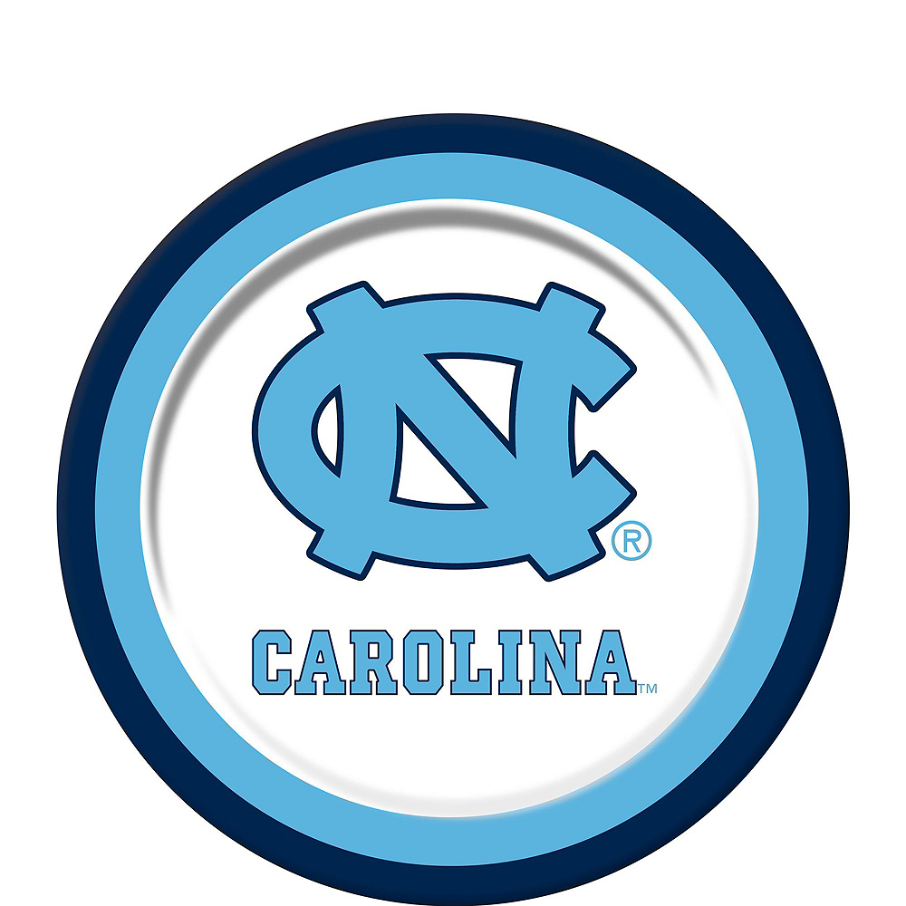 North Carolina Tar Heels Party Kit for 40 Guests Image #2