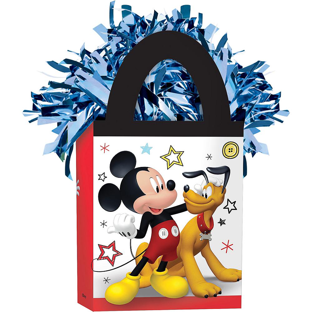 Mickey & Pluto Balloon Weight Image #1
